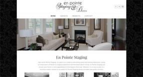 Calgary Web Design - EnPointe Staging