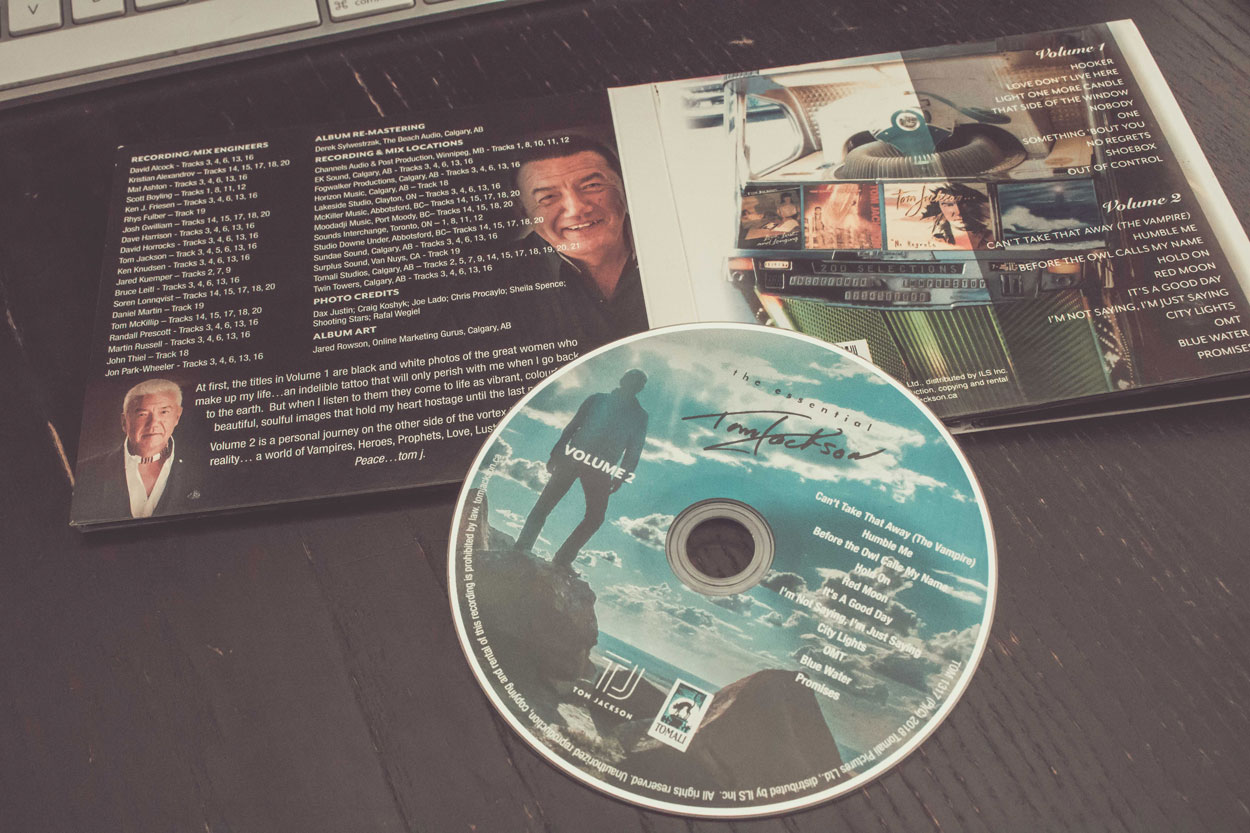 cd cover design calgary